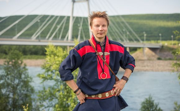 Niillas Holmberg