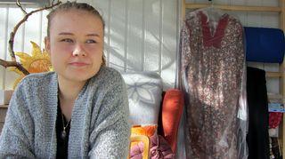 Sara Keränen, Inari