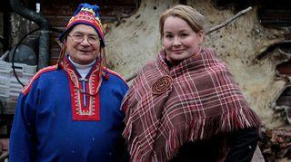 Sergei Kp Fofonoff, Tanja Sanila