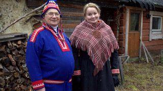Sergei Kp Fofonoff ja Tanja Sanila