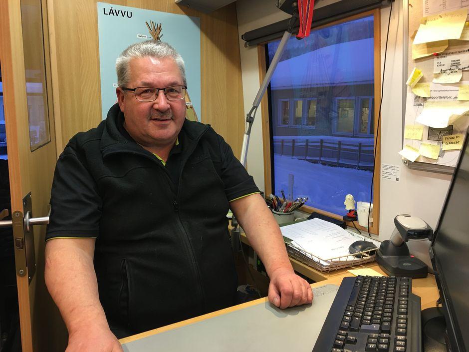 Bussevuoddji Jan Hansen Unjárga.
