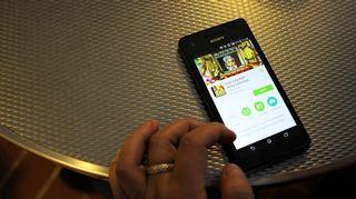 Outi Paadar saamelainen aktivisti lasten ohjelma samiflix aamenkielinen kännykkäpeli
