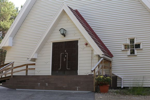 Aanaar kirkko