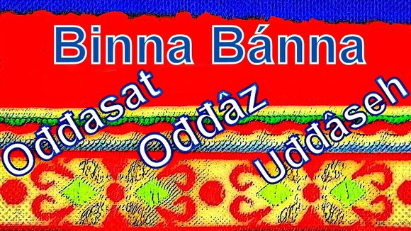 Jietna: Binna Bánna uđđâseh