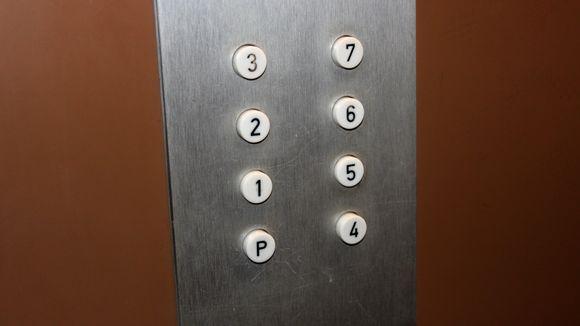 Hissin numerotaulu.