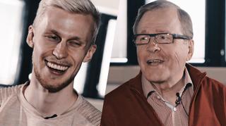 Video: Arvi Lind ja Roni Back