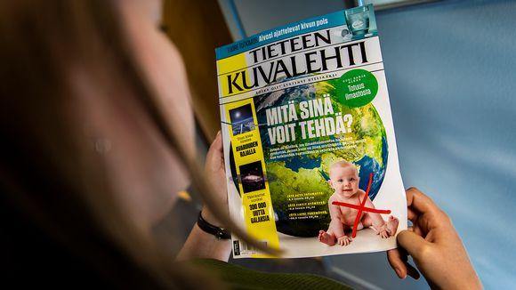 Tieteen kuvalehti Mitä sinä voit tehdä lehti