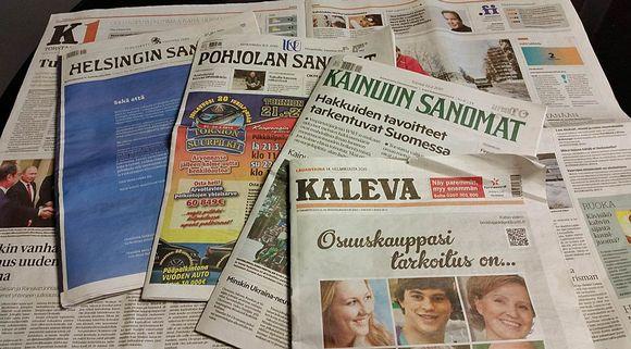 Tabloid formaatti on vallannut tilaa vanhalta perinteiseltä broadsheetilta. Viimeksi tabloidiin siirtyi oululainen Kaleva 14.2.2015.