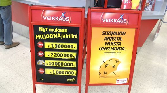 National betting agency bows to police muscle, drops verbal point of sale lottery promos | Yle ...
