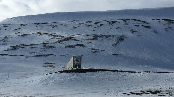 Tuomiopäivän holvi Huippuvuorilla