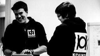 Koukoi Gamesin toimitusjohtaja Antti Kananen.