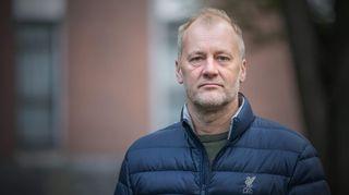 Foleytaiteilija Heikki Kossi.