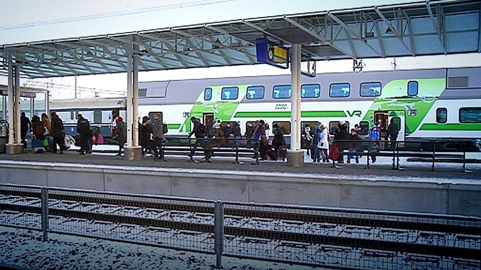 Jyväskylän Rautatieasema