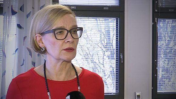 Ministeri Paula Risikko