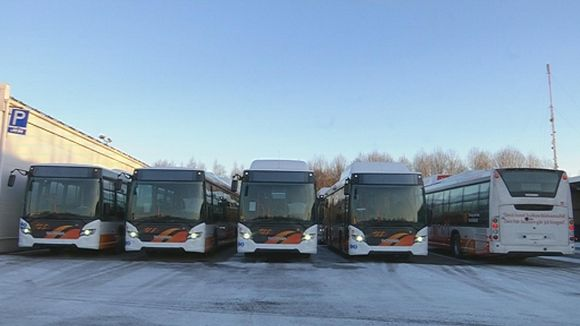 Vaasa set to roll out biogas-fueled buses | Yle Uutiset | yle fi