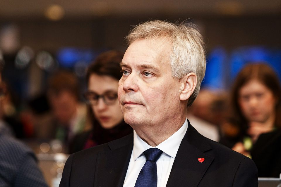 Finnish prime minister resigns