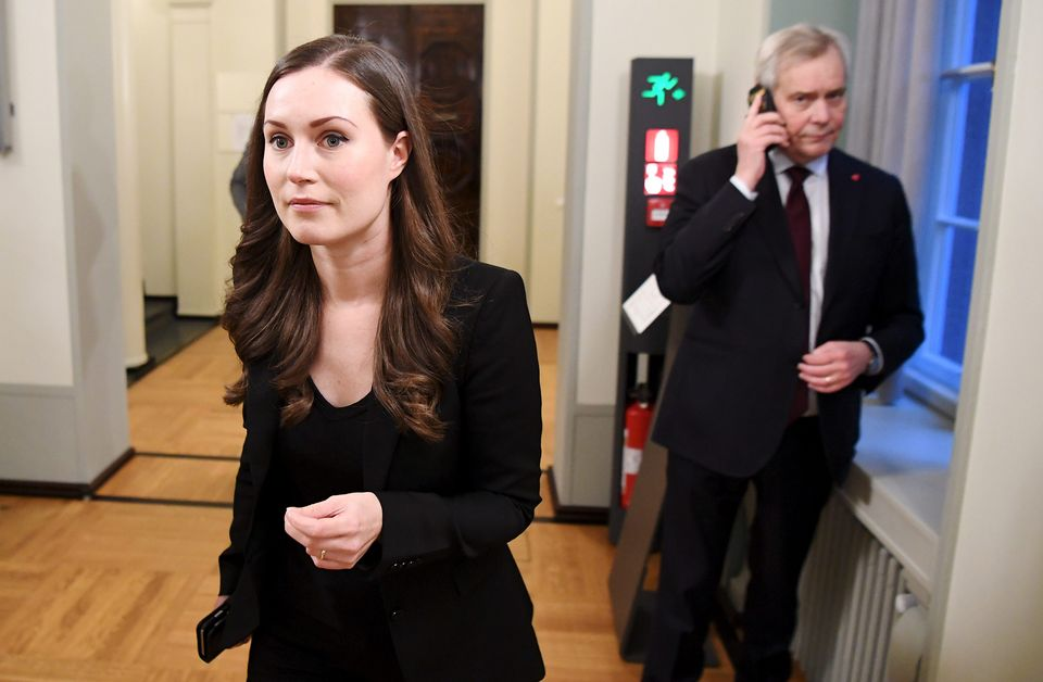 Finland's Sanna Marin to become world's youngest prime minister at 34