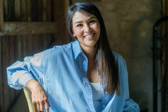 Startup-yrittäjä, arkkitehti Natalia Rincon.