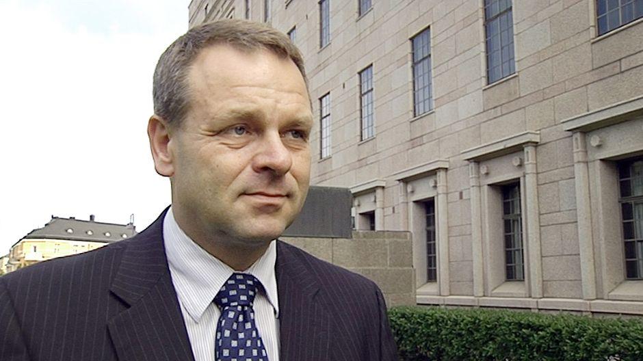 jan vapaavuori finnish minister