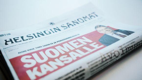 Helsingin sanomat ответила на критику   Yle Uutiset   yle.fi