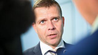 Valtiovarainministeri Petteri Orpo
