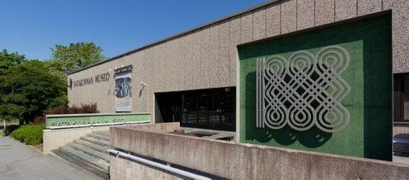 Satakunnan Museon julkisivu.