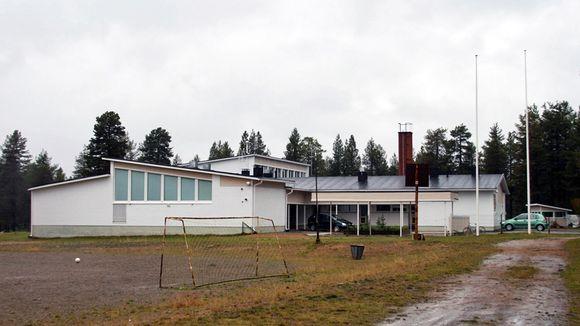 Vuotson koulu Sodankylässä