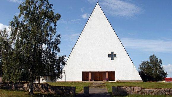 Sallan kirkko