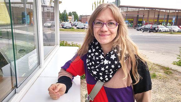 Inarin kulttuurisihteeri Mirja Karjalainen