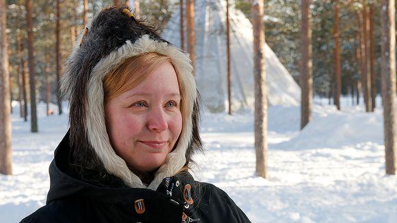 Arctic Reindeer Oy:n toimitusjohtaja Miia Merkku