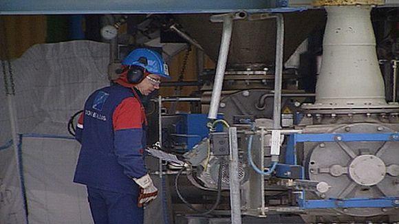 Kemianteollisuutta