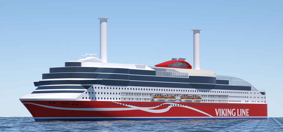 viking line orders new ship from china for 100m euros less than