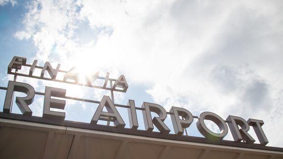 Tampere-Pirkkala lentokenttä, Tampere
