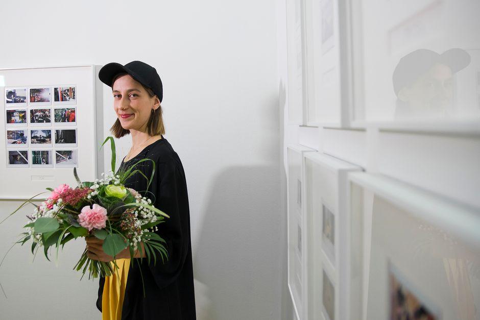 Vuoden nuori taiteilija 2019 Nastja Säde Rönkkö