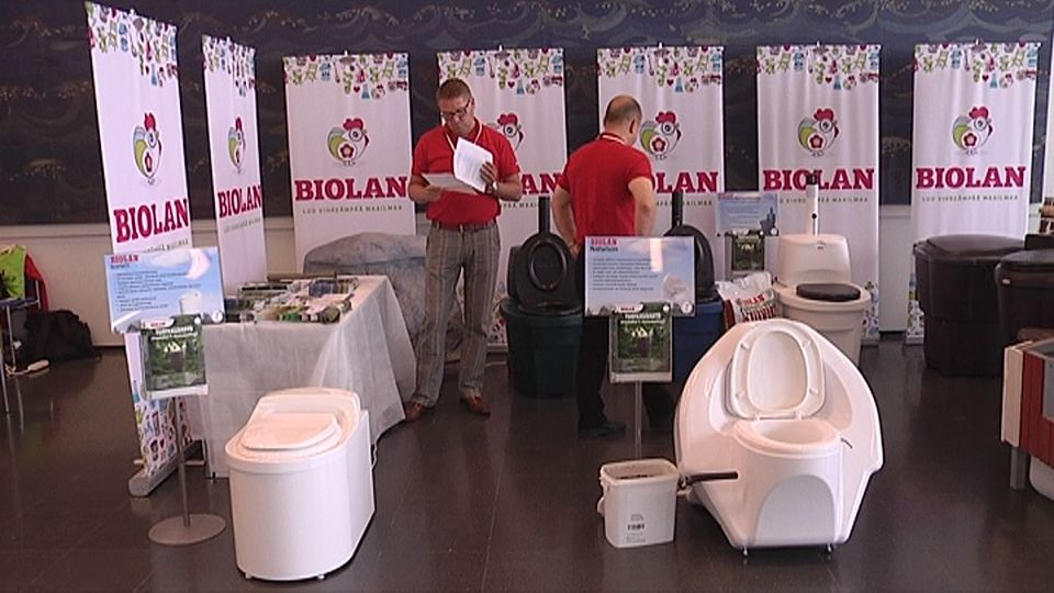 Waterless toilet maker relocates production to Finland | Yle Uutiset ...