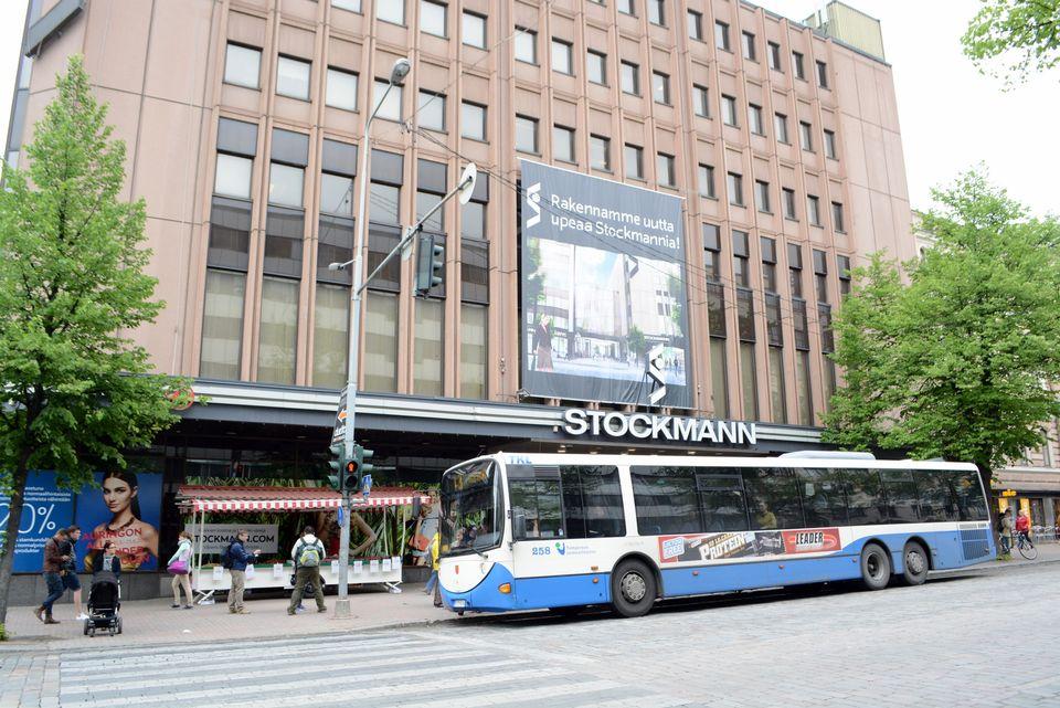Stockmann Tampere Laukut : Stockmann profits plunge by nearly yle uutiset fi