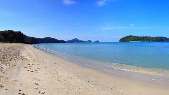 Pantai Tengah -ranta Langkawilla