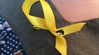 Keltainen on kansainvälisesti endometrioosin tunnusväri