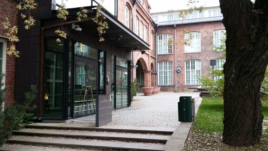 Tampereen oikeustalo