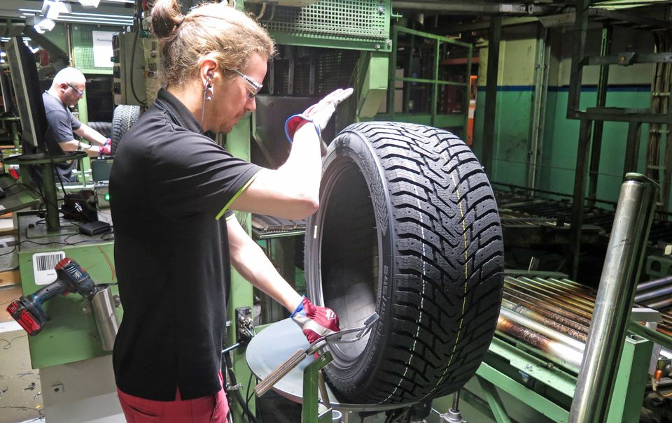 Nokian Tires Review >> Nokian Tyres To Boost Production Hire 80 Workers At Plant
