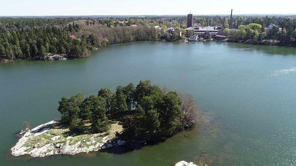 Littoistenjärvi toukokuussa 2018.
