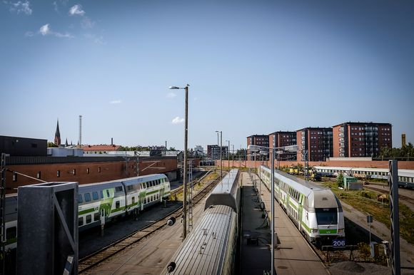 Finland one step closer to one-hour train to Turku