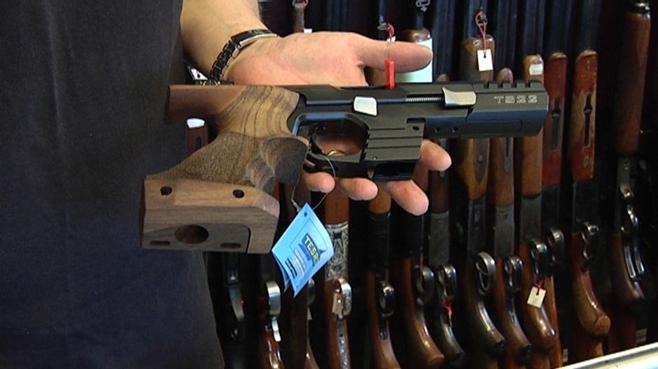 pistooli