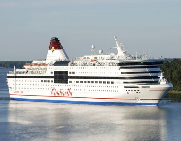 Viking Line cruise ship Cinderella