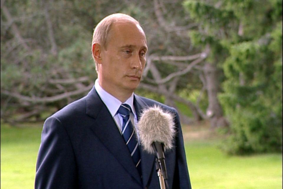 В Петербурге умудрились вмазать по выборам Путина  Статьи