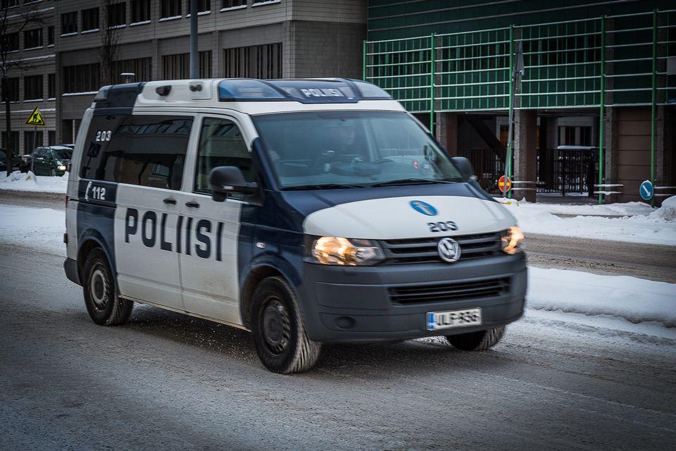 Turku Uutiset Poliisi