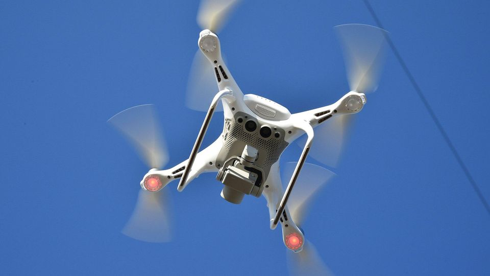 Interior Ministry: Police should be allowed to shoot down drones ...