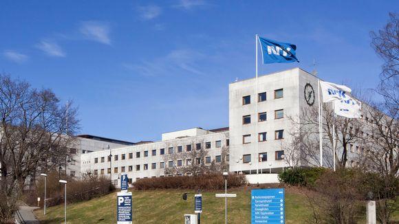 Norjan yleisradioyhtiö NRK.