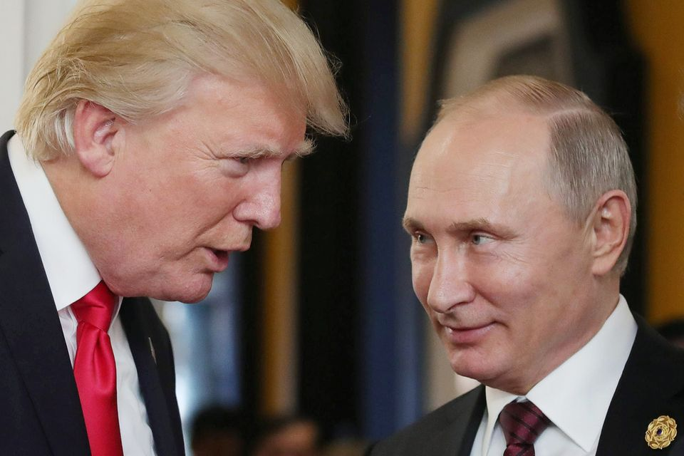 Deal struck for Putin-Trump summit; Helsinki a possible venue