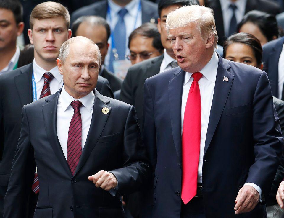 Putin meeting will be on July 16 in Helsinki
